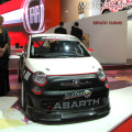 Salon AutoBA 2015 - Fiat 500 Abarth 1