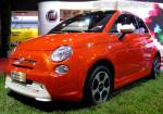 Salon AutoBA 2015 - Fiat 500e