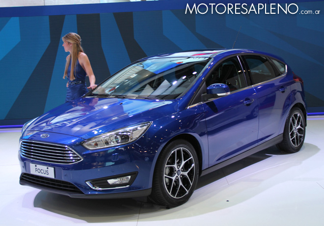 Salon AutoBA 2015 - Ford Focus hatchback