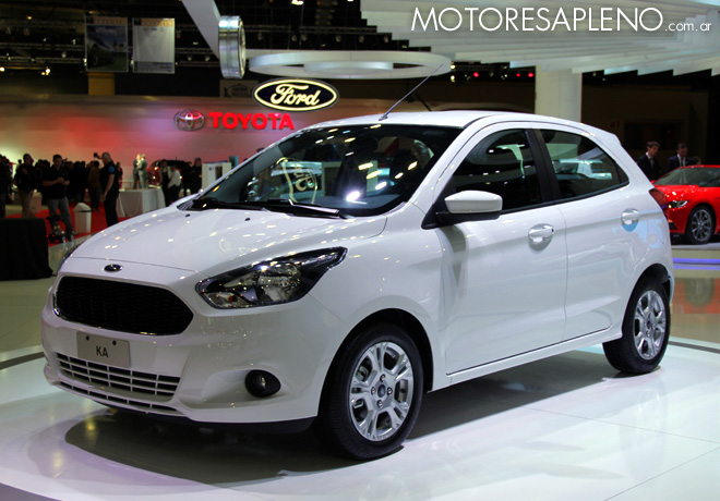 Salon AutoBA 2015 - Ford Ka