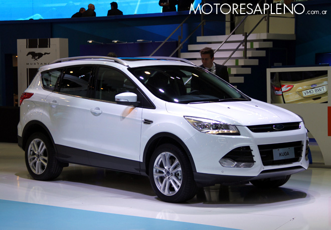 Salon AutoBA 2015 - Ford Kuga