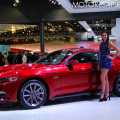 Salon AutoBA 2015 - Ford Mustang 1