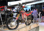 Salon AutoBA 2015 - Honda CRF450 Rally