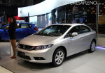 Salon AutoBA 2015 - Honda Civic