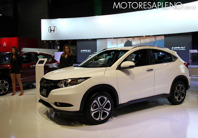 Salon AutoBA 2015 - Honda HR-V 2