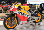 Salon AutoBA 2015 - Honda RC213V de Marc Marquez