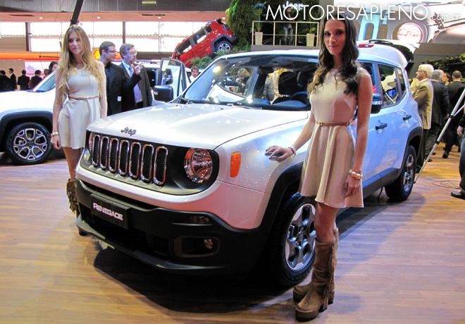 Salon AutoBA 2015 - Jeep Renegade 2