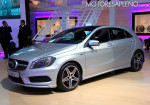 Salon AutoBA 2015 - Mercedes-Benz Clase A