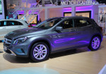 Salon AutoBA 2015 - Mercedes-Benz GLA