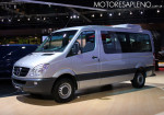 Salon AutoBA 2015 - Mercedes-Benz Sprinter 9mas1
