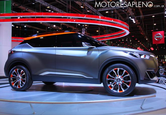 Salon AutoBA 2015 - Nissan Kicks Concept 2