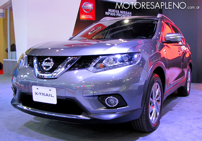 Salon AutoBA 2015 - Nissan X-Trail