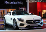 Salon AutoBA 2015 - PIA - Mercedes-AMG GTS - Mejor Auto de Produccion