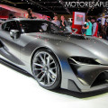 Salon AutoBA 2015 - PIA - Toyota FT-1 - Mejor Concept Car
