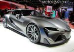 Salon AutoBA 2015 - PIA - Toyota FT-1 - Mejor Concept Car