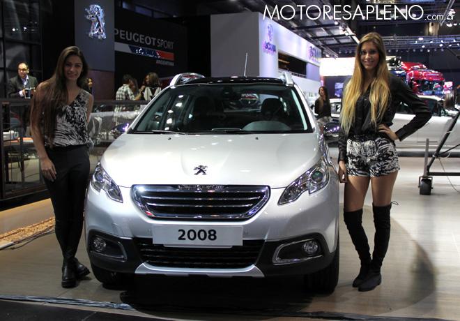 Salon AutoBA 2015 - Peugeot 2008 1