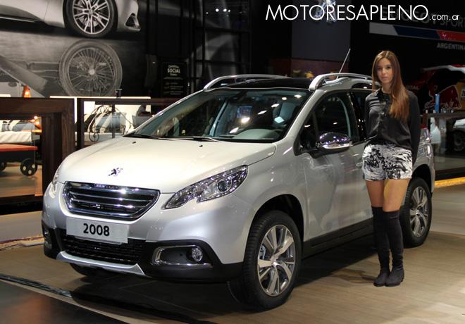 Salon AutoBA 2015 - Peugeot 2008 2