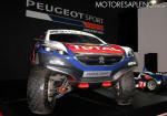 Salon AutoBA 2015 - Peugeot 2008 DKR