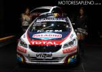 Salon AutoBA 2015 - Peugeot 308 Turismo Nacional