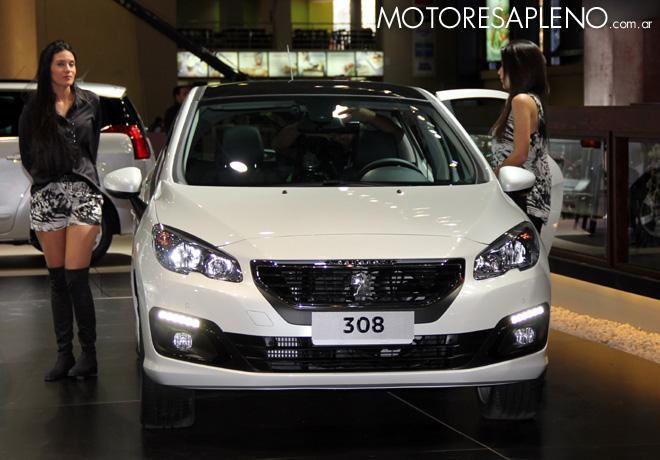 Salon AutoBA 2015 - Peugeot 308