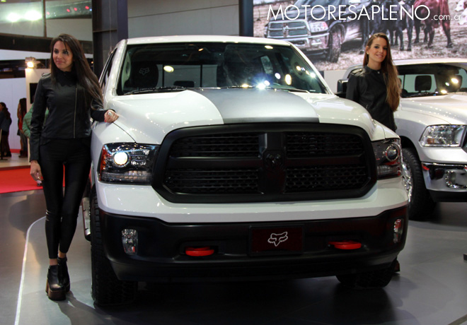Salon AutoBA 2015 - RAM FOX