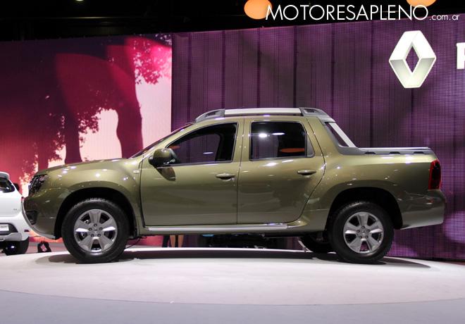 Salon AutoBA 2015 - Renault Duster Oroch 2