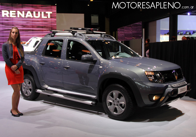 Salon AutoBA 2015 - Renault Duster Oroch 3
