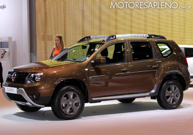 Salon AutoBA 2015 - Renault Duster
