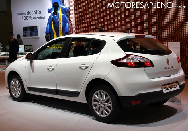 Salon AutoBA 2015 - Renault Megane 2