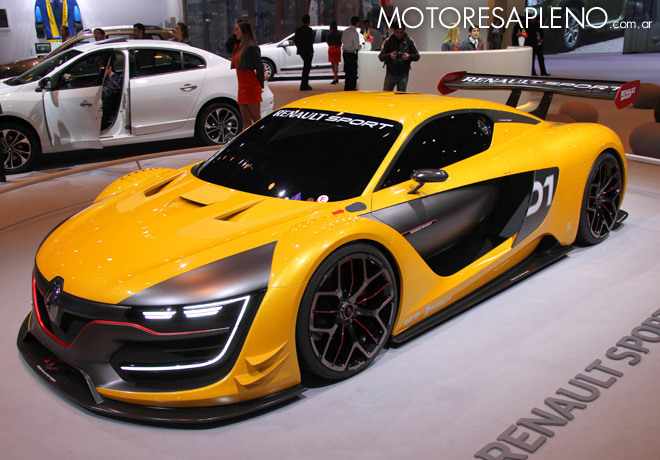 Salon AutoBA 2015 - Renault RS01