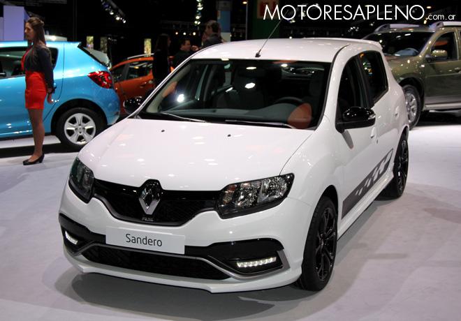 Salon AutoBA 2015 - Renault Sandero