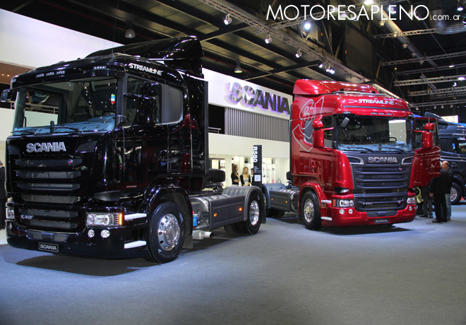 Salon AutoBA 2015 - Scania 1