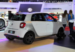 Salon AutoBA 2015 - Smart forfour 2