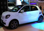 Salon AutoBA 2015 - Smart forfour 3