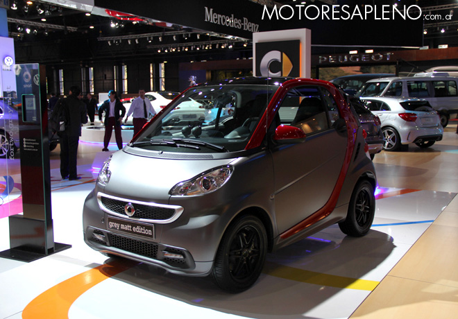 Salon AutoBA 2015 - Smart greymatt edition