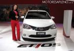 Salon AutoBA 2015 - Toyota Etios