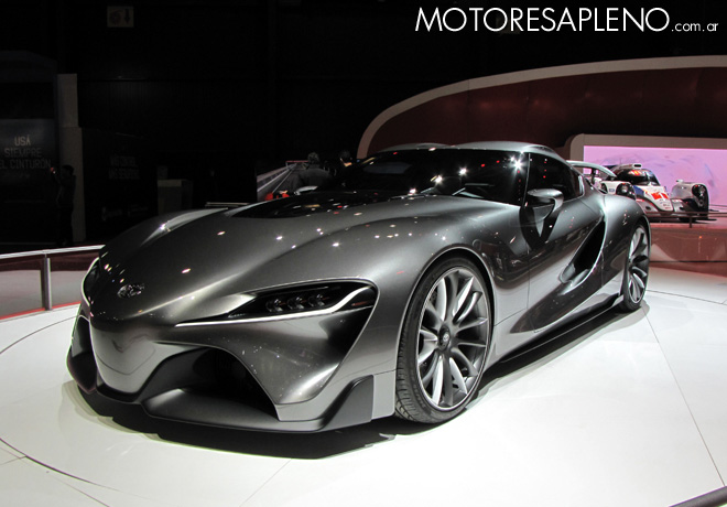 Salon AutoBA 2015 - Toyota FT-1