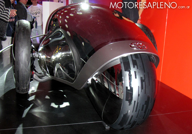 Salon AutoBA 2015 - Toyota FV2
