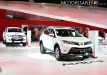 Salon AutoBA 2015 - Toyota Hilux y RAV4