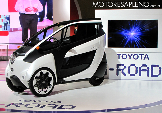 Salon AutoBA 2015 - Toyota I-Road