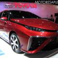 Salon AutoBA 2015 - Toyota Mirai 1