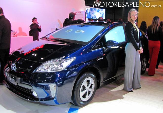 Salon AutoBA 2015 - Toyota Prius