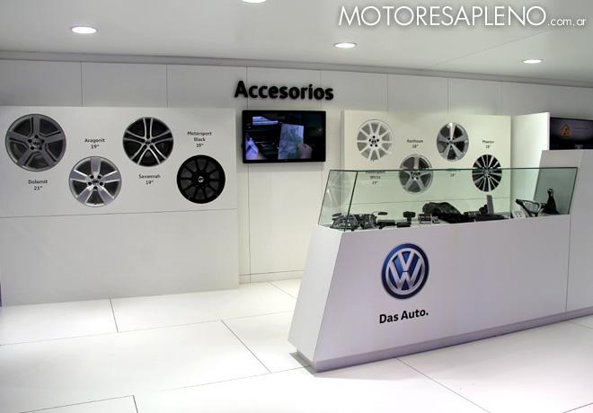 Salon AutoBA 2015 - VW Accesorios Originales