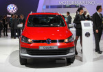 Salon AutoBA 2015 - VW Crossfox