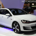 Salon AutoBA 2015 - VW Golf GTi