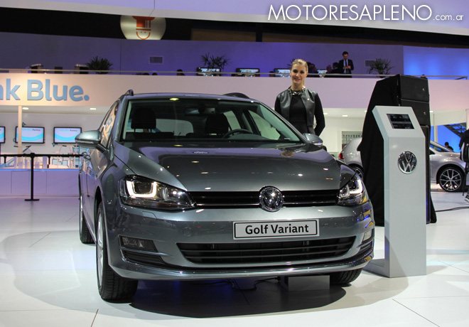 Salon AutoBA 2015 - VW Golf Variant