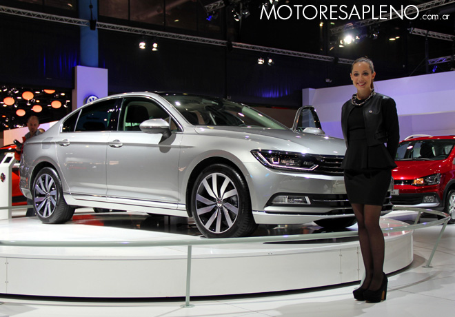 Salon AutoBA 2015 - VW Passat