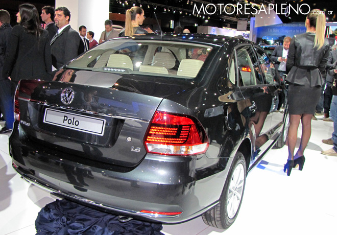 Salon AutoBA 2015 - VW Polo sedan 2