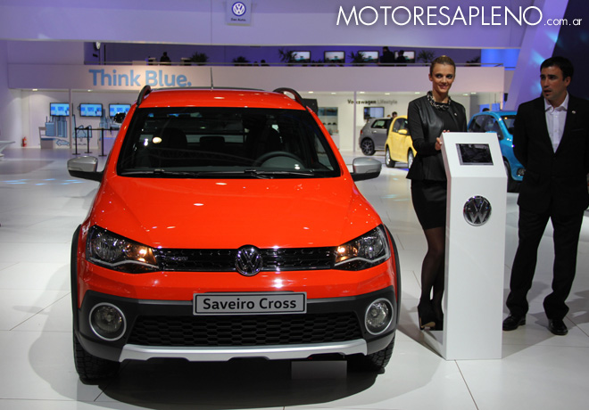 Salon AutoBA 2015 - VW Saveiro Cross