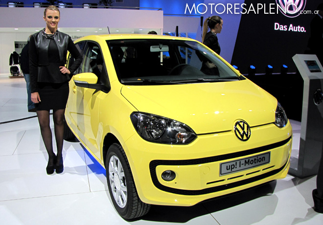 Salon AutoBA 2015 - VW Up I-Motion